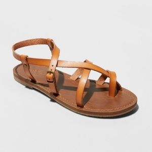 🆕 Women's Lavinia Toe Wrap Thong Sandal